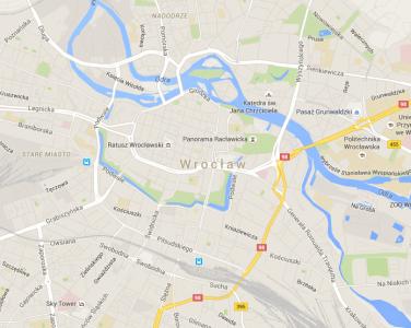 pozycjonowanie w mapkach google